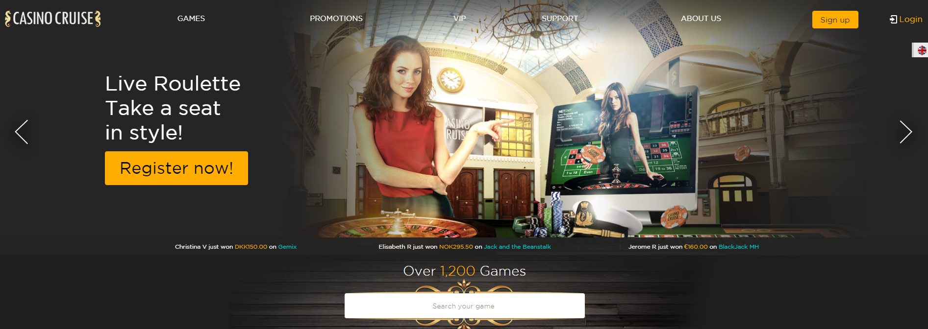 Online-Casino-CasinoCruise